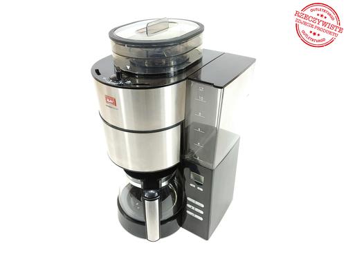Ekspres przelewowy z młynkiem MELITTA Aroma Fresh 1021-01