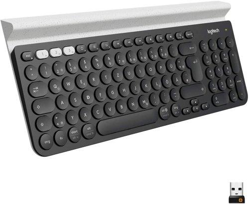 Klawiatura bezprzewodowa LOGITECH K780 Multi-Device