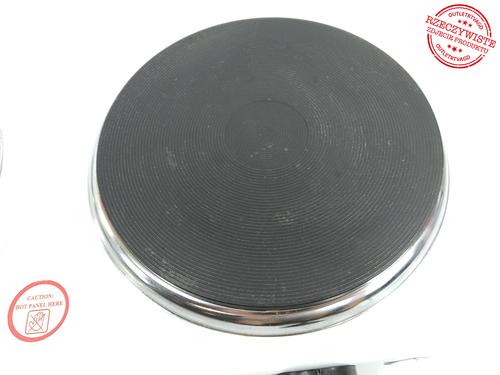 Kuchenka elektryczna dwupłytowa TRISTAR KP6245