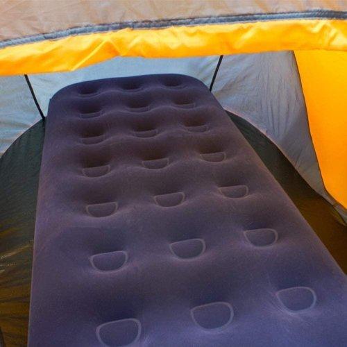 Materac jednoosobowy MILESTONE Camping 88000