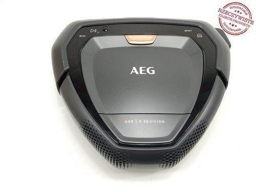 Odkurzacz automatyczny/ Robot sprzątający   AEG RX9-1-SGM