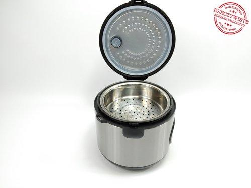 Parowar elektryczny do ryżu SOLIS Duo 817