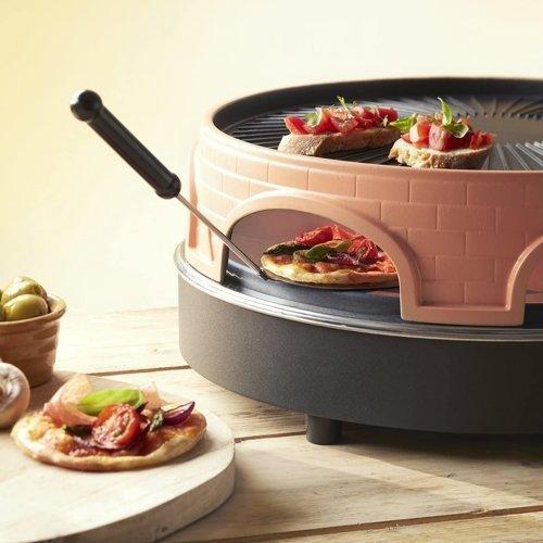 Piec elektryczny do pizzarette / grill  / raclette EMERIO PO-113255