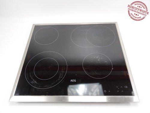Płyta elektryczna AEG HK634060XB