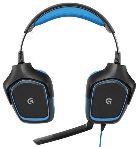 Słuchawki przewodowe LOGITECH G430