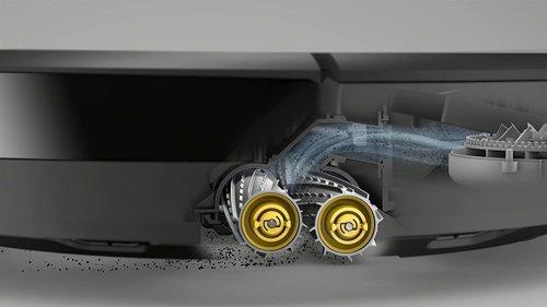 Szczotki F&T do robotów sprzątających / odkurzaczy automatycznych Roomba