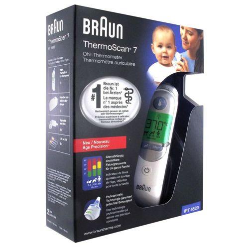 Termometr BRAUN IRT6520