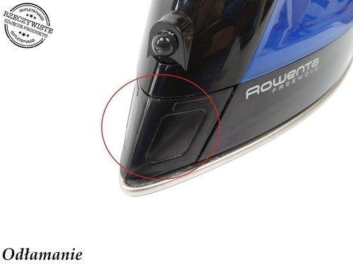 Żelazko bezprzewodowe ROWENTA DE5010